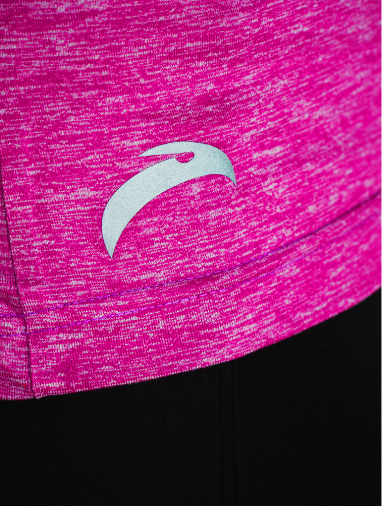 Quick Dry Sports Tee PINK